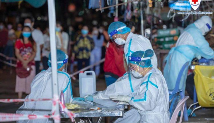 快讯!3名柬籍确诊患者不治身亡