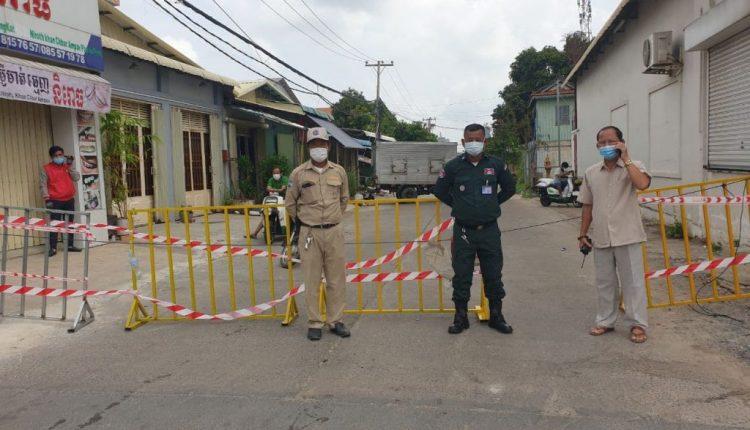 一私人诊所5人确诊 所在区域被封锁2
