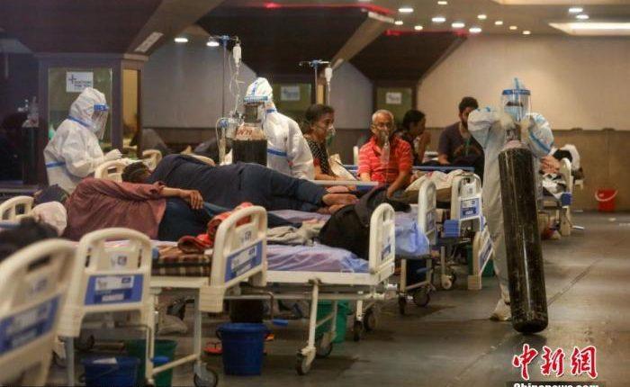 印度疫苗告急接种计划受阻 美国宣布对印旅行禁令