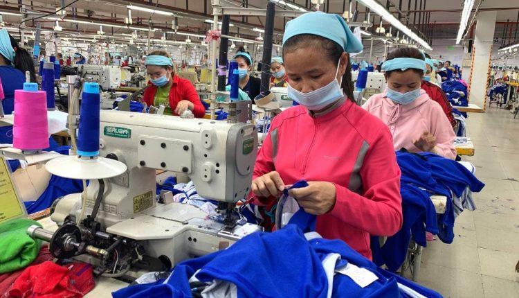 干拉省约100家工厂照常运作