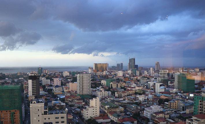 柬埔寨即将进入雨季