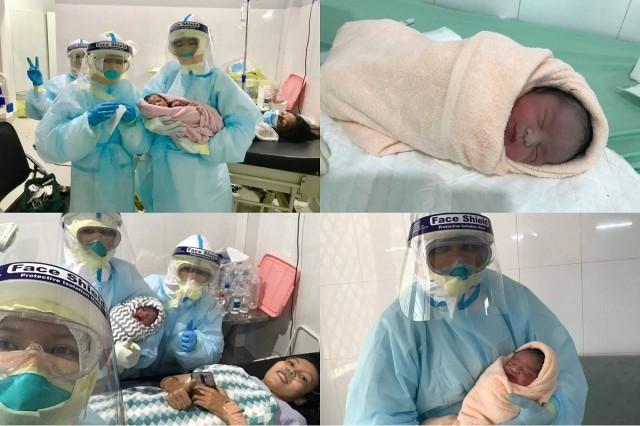 9名新冠确诊孕妇在院分娩 母婴平安!