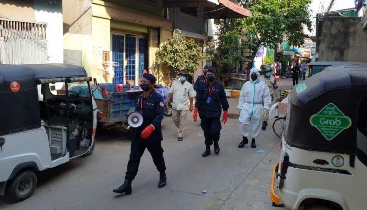蔗园2分区41名患者尚未送医,当局加强管控