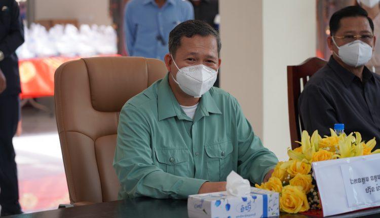 广东惠州市侨联携手柬华理事总会、林氏宗亲总会捐助防疫物资助力柬政府抗击疫情 (4)