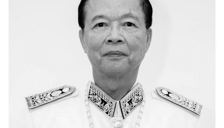 前邮电部部长陈友德逝世