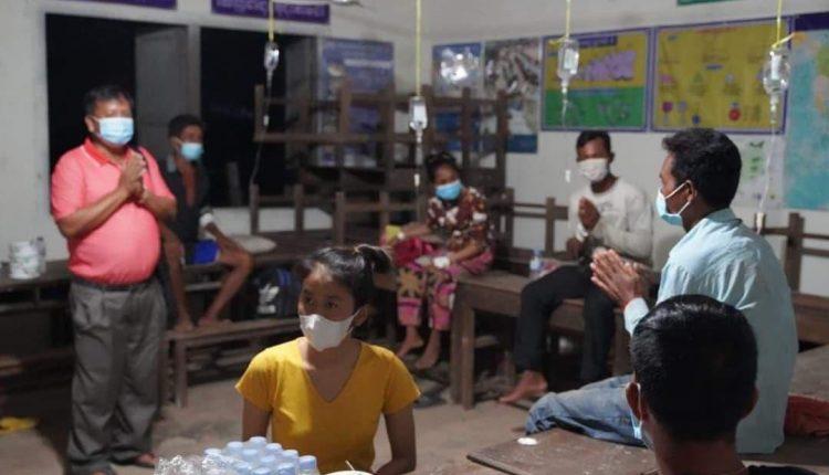 菩萨省酒精中毒事件已造成13人死亡 (3)