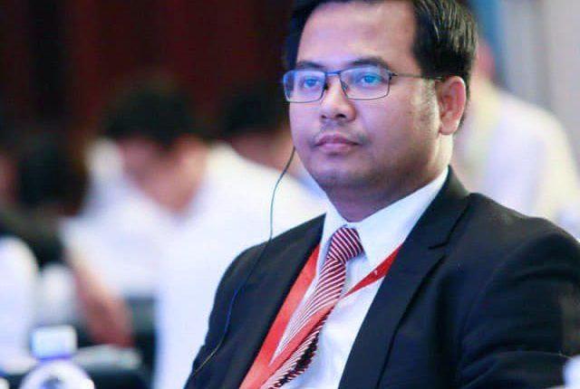 柬埔寨人权委员会发言人曾马林