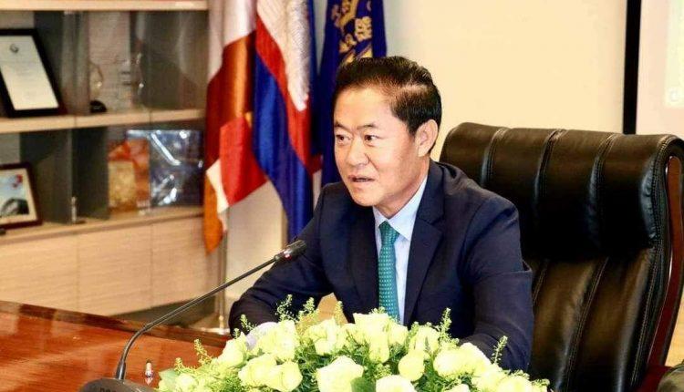 柬埔寨总商会副会长林兴勋爵