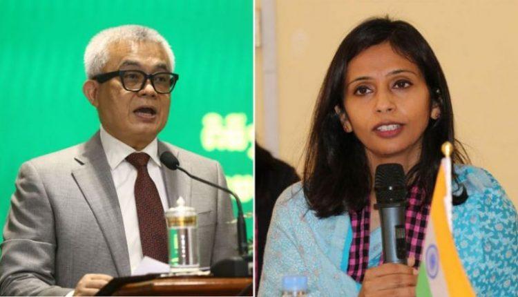 印度大使希望柬方解除进口禁令