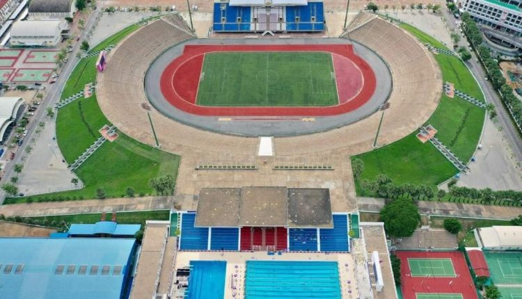 奥林匹克体育场将翻新迎接东运会