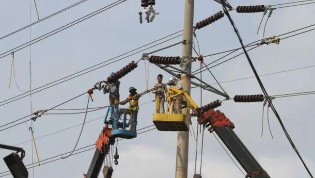 金边部分地区轮流停电4天