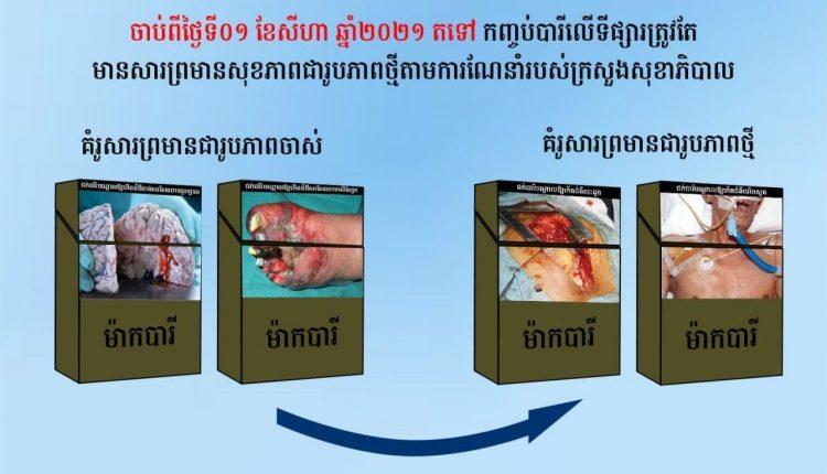 8月1日起全国烟草产品更换包装