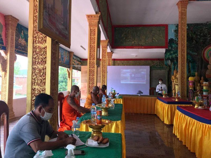 柬中佛陀教育学会反对病毒溯源政治化
