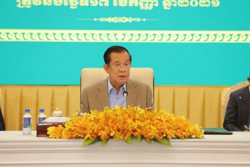 全球疫情持续扩散,大量国际订单转向柬埔寨