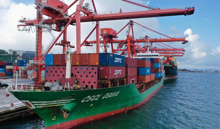 西港深水港项目延期至明年动工