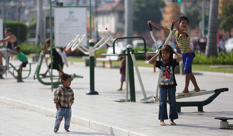 联合国儿基会:柬儿童面临因营养不良导致的健康风险