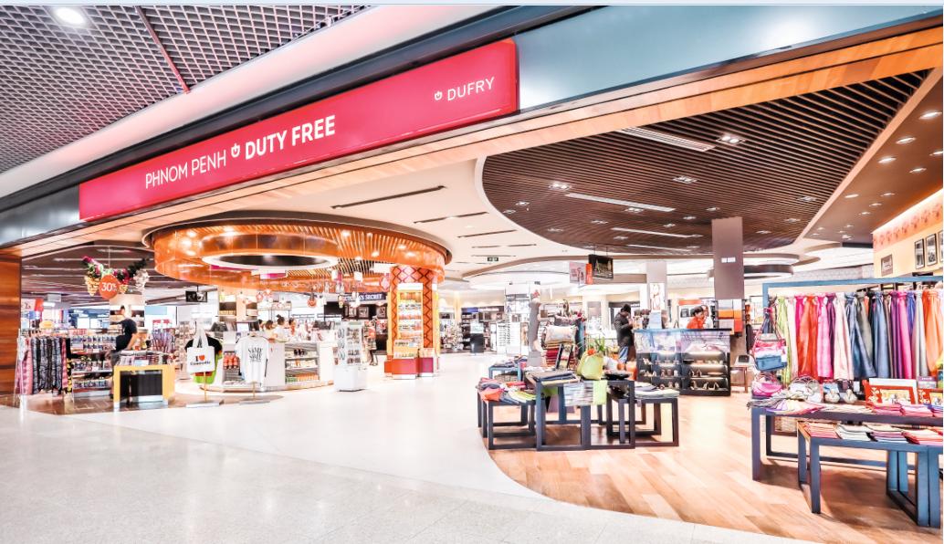 免税零售巨头 DUFRY与柬埔寨三大机场续约