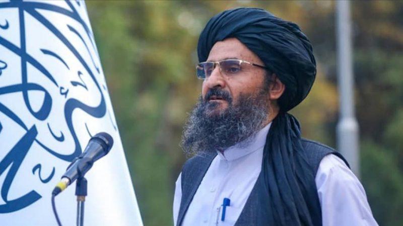 阿富汗塔利班临时政府外交部长穆塔基