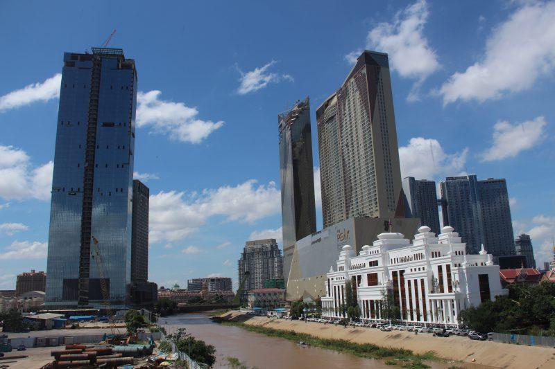 前8月财经部批准2901个建筑项目  投资总额超38亿美元