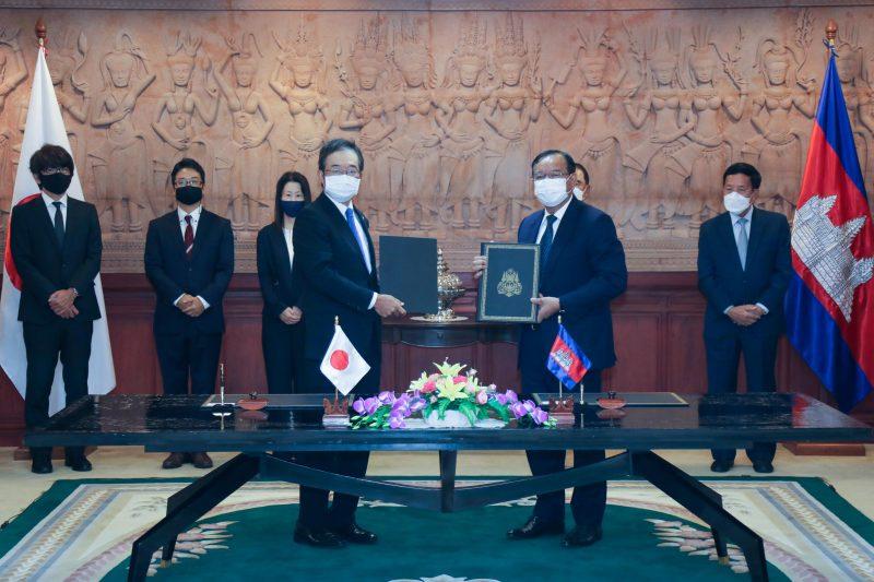 日本援柬7200万美元支持各领域发展